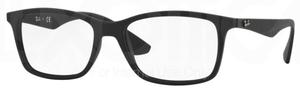 Ray Ban Glasses RX7047 Matte Black 5196