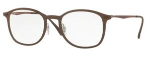 Ray Ban Glasses RX7051 Matte Brown