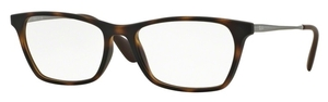 Ray Ban Glasses RX7053 Rubber Havana