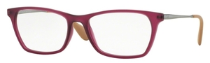 Ray Ban Glasses RX7053 Rubber Violet