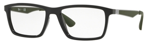 Ray Ban Glasses RX7056 Black