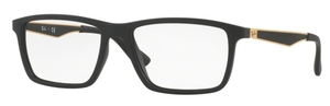 Ray Ban Glasses RX7056 Matte Black