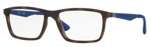 Ray Ban Glasses RX7056 Matte Havana