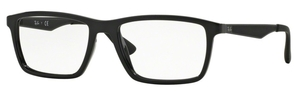 Ray Ban Glasses RX7056 Shiny Black