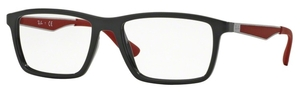 Ray Ban Glasses RX7056 Shiny Grey