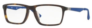 Ray Ban Glasses RX7056F Asian Fit Eyeglasses