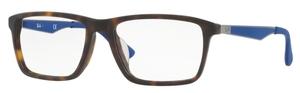 Ray Ban Glasses RX7056F Asian Fit Eyeglasses