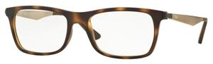 Ray Ban Glasses RX7062 Matte Havana