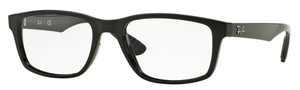 Ray Ban Glasses RX7063 Shiny Black