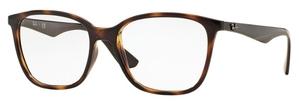 Ray Ban Glasses RX7066F Asian Fit Eyeglasses