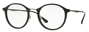 Ray Ban Glasses RX7073 Matte Black