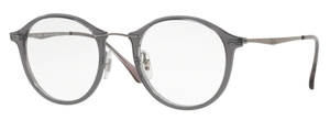 Ray Ban Glasses RX7073 Shiny Grey