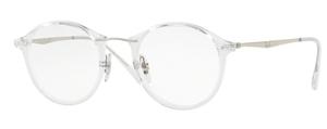 Ray Ban Glasses RX7073 Transparent