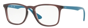 Ray Ban Glasses RX7074 Opal Brown