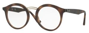 Ray Ban Glasses RX7110 Matte Havana