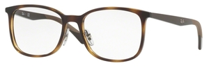 Ray Ban Glasses RX7142F Asian Fit Eyeglasses