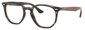 Ray Ban Glasses RX7151 Havana Green