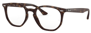 Ray Ban Glasses RX7151 Havana