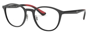 Ray Ban Glasses RX7156 Black
