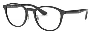 Ray Ban Glasses RX7156 Matte Black