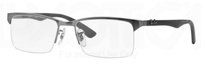 Ray Ban Glasses RX8411 Carbon Fibre Glasses