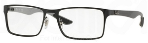 Ray Ban Glasses RX8415 Matte Black 2503