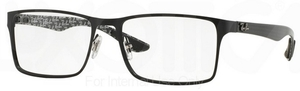 Ray Ban Glasses RX8415 Matte Black 2848