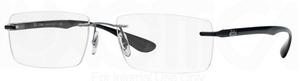 Ray Ban Glasses RX8724 Gunmetal 1000