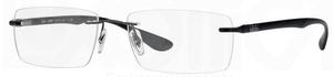 Ray Ban Glasses RX8724 Sand Dark Gunmetal  1128
