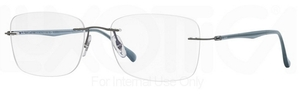 Ray Ban Glasses RX8725 Dark Sand Gunmetal