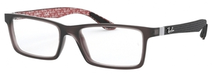 Ray Ban Glasses RX8901 Transparent Grey