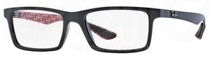 Ray Ban Glasses RX8901 Shiny Black 2000