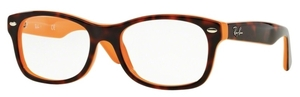 Ray Ban Junior RY1528 Top Havana On Orange