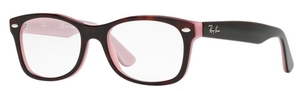 Ray Ban Junior RY1528 Top Havana/Opaline Pink
