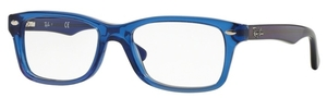Ray Ban Junior RY1531 Blue Gradient Iridescent Grey