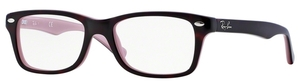 Ray Ban Junior RY1531 Top Havana on Opal Pink