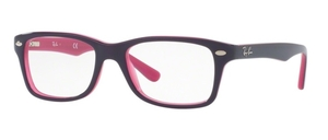 Ray Ban Junior RY1531 Top Violet On Fucsia