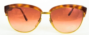Revue Retro S125 Tortoise and Gold with Brown Gradient Lenses