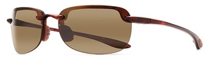 Maui Jim Sandy Beach 408 Tortoise with Brown Polarized Lenses