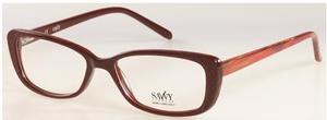 Savvy Eyewear SAVVY 385 Burgundy/Horn