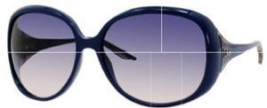 Dior Cocotte Blue Tobacco w/Blue Gradient Pea Lens