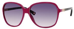 Dior Symbol 2/S Cyclamen Black w/Dark Grey Gradient Lenses