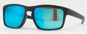Oakley Sliver (Asian Fit) OO9269 16 Matte Black with Prizm Sapphire