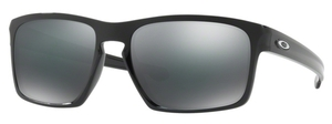 Oakley Sliver OO9262 04 Polished Black with Black Iridium Lenses