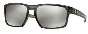 Oakley Sliver OO9262 13 Grey Smoke w/ Chrome Iridium Polarized
