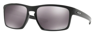 Oakley Sliver OO9262 46 Polished Black with Prizm Black Lenses