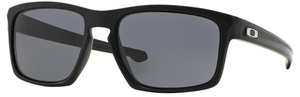 Oakley Sliver OO9262 01 Matte Black with Grey Lenses