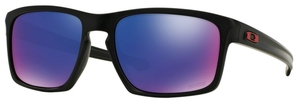 Oakley Sliver OO9262 20 Matte Black with +Red Iridium Lenses