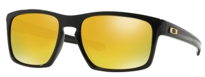 Oakley Sliver OO9262 05 Polished Black with 24K Iridium Lenses