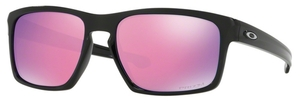 Oakley Sliver OO9262 39 Polished Black with Prizm Golf Lenses